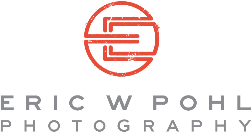 Commercial and Editorial Photographer Eric W. Pohl Logo